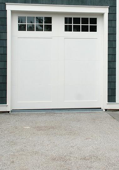 R alisations de portes de garage dans la r gion de vincennes for Reparer une porte de garage